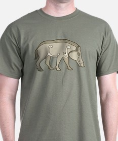 Pictish Boar T-Shirt