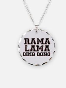 RAMALAMADINGDONG Necklace