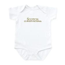 Scotch Infant Bodysuit