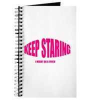 Keep Staring Journal