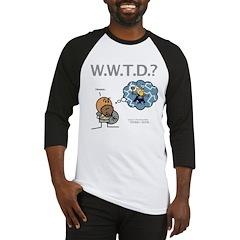 Durkon: W.W.T.D.? Baseball Jersey
