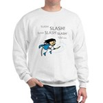Miko: Slash! Slash! Slash! Sweatshirt