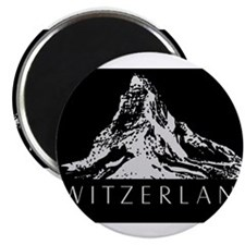 "Swiss foil 2.25"" Magnet (10 pack)"
