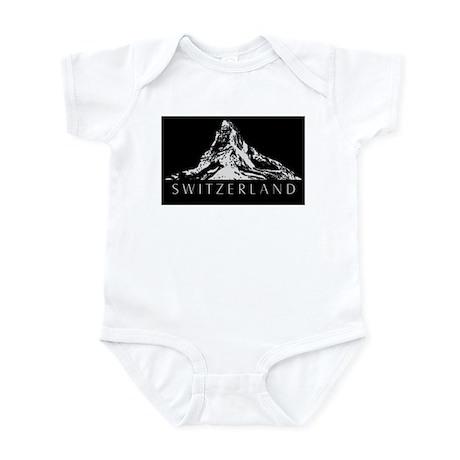 Swiss foil Infant Bodysuit