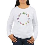 The Twelve Gods Women's Long Sleeve T-Shirt