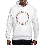 The Twelve Gods Hooded Sweatshirt