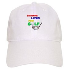 Shyanne Lives for Golf - Baseball Cap