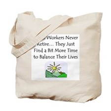 Retirement Gifts Tote Bag