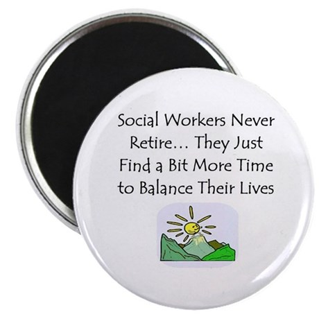 Retirement Gifts Magnet