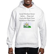 Retirement Gifts Jumper Hoody