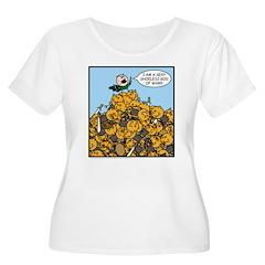 Sexy Shoeless God of War! T-Shirt