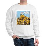 Sexy Shoeless God of War! Sweatshirt