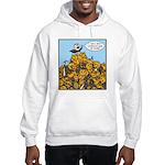 Sexy Shoeless God of War! Hooded Sweatshirt