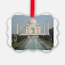 Cute Monument Ornament