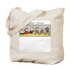 The Order of the Stick Tote Bag