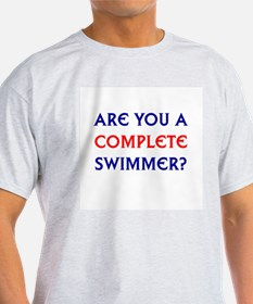 Complete Swimmer (complete) T-Shirt