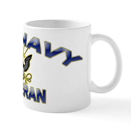 Navy Veteran III Mug
