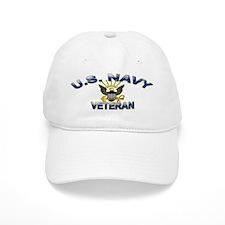 Navy Veteran III Baseball Cap