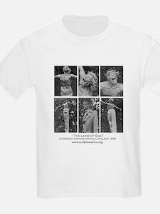Lamb of God (c) Brenda Crocker T-Shirt