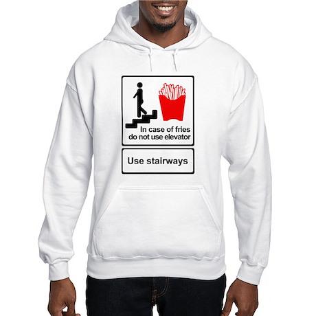 In Case of Fries 2 (Hooded Sweatshirt)