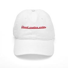 Closed caption writer (sporty Baseball Cap