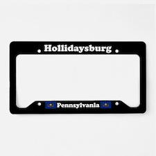 Hollidaysburg PA - LPF License Plate Holder