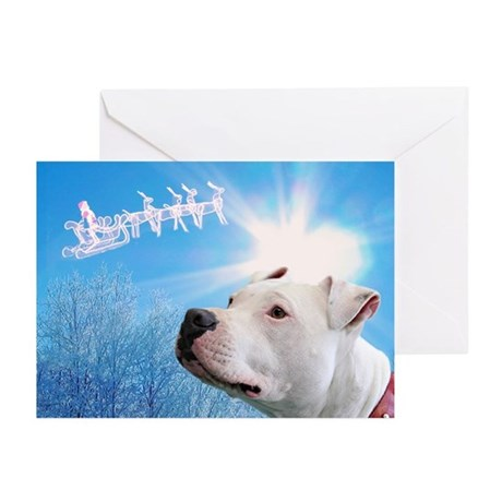 Birth of Santa Greeting Cards (Pk of 20)