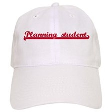 Planning student (sporty red) Baseball Cap