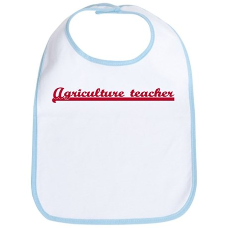 Agriculture teacher (sporty r Bib