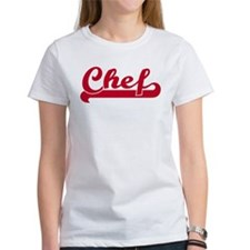 Chef (sporty red) Tee