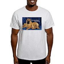 Lean on me Pei T-Shirt