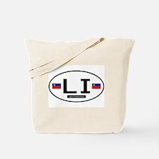 Lichtenstein 2F Tote Bag