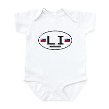 Lichtenstein 2F Infant Bodysuit
