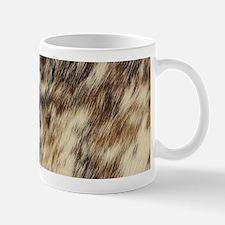 bohemian tribal southwestern cowhide Mugs