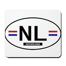 Netherlands 2F Mousepad