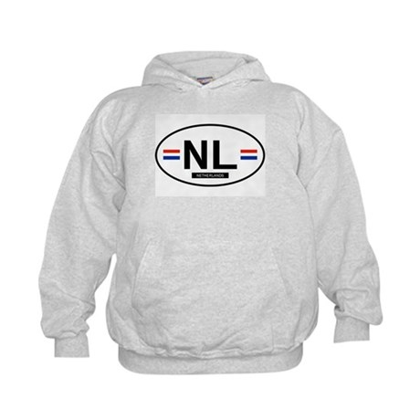 Netherlands 2F Kids Hoodie