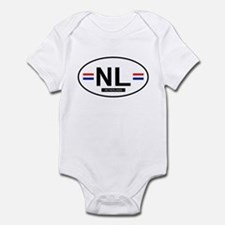 Netherlands 2F Infant Bodysuit