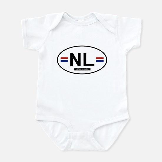 Netherlands 2F Infant Bodysuit