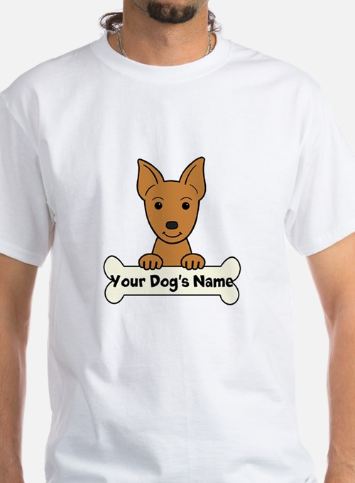 Personalized Min Pin Shirt