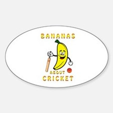 Bananas About Cricket Stickers
