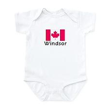 Windsor Infant Bodysuit