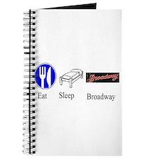 Unique Broadway wicked Journal