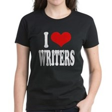 I Love Writers Tee