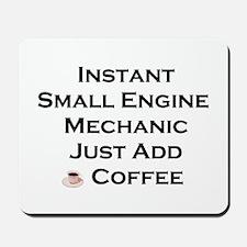 Small Engine Mechanic Mousepad