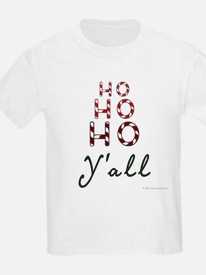 Ho ho ho, y'all T-Shirt