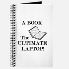 A BOOK THE ULTIMATE LAPTOP Journal