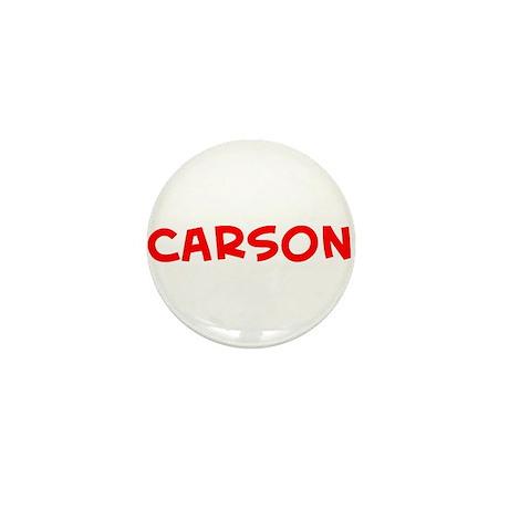 carson Mini Button