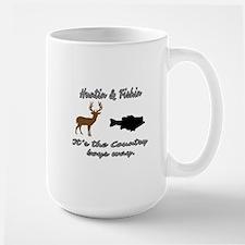 Hunting and Fishing Mugs