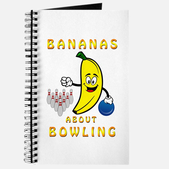 Bananas About Bowling Journal