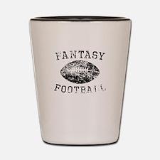 Fantasy Football Shot Glass